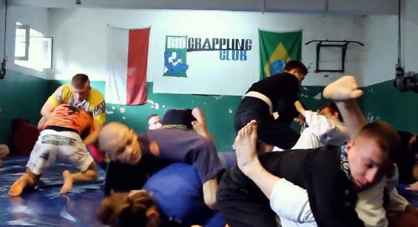 rio grappling III meeting