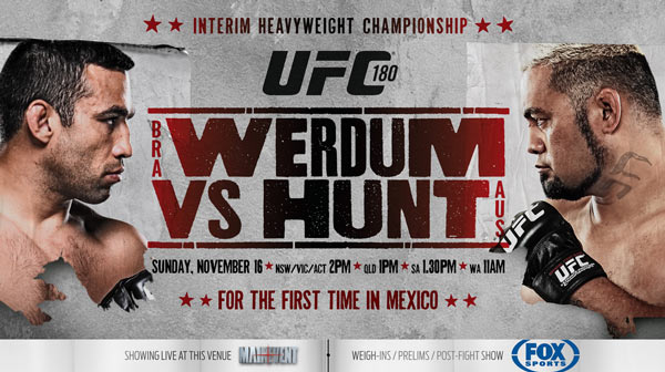 ufc180rsults