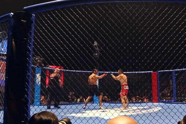 Kron Gracie vs. Hyung Soo-Kim