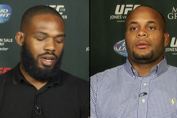 UFC Presents, Bad Blood: Jones vs. Cormier