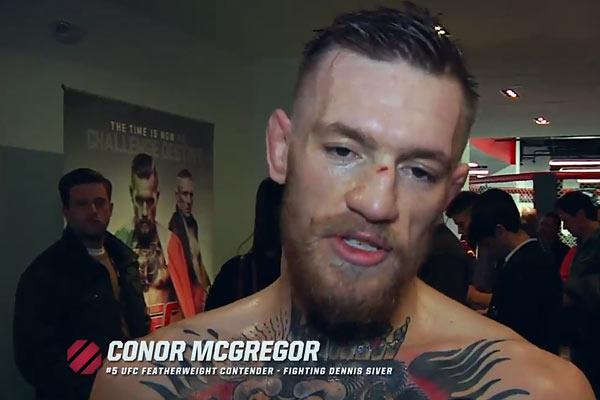 McGregor vs. Siver