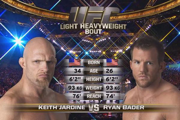 Bader vs. Jardine