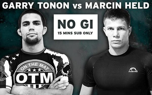 Marcin Held vs. Garry Tonon