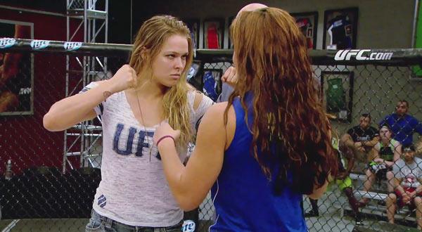 UFC Journey - Ronda Rousey