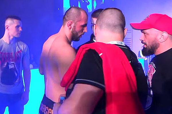 Wojciech Lach vs Piotr UKE Maniak