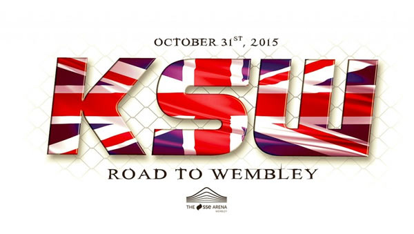 KSW: Road to Wembley bilety