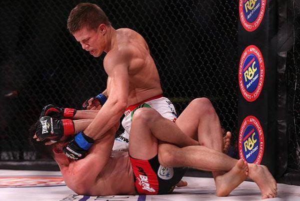 Marcin Held vs Alexander Sarnavski