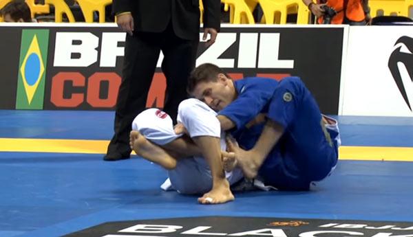 Rafael Mendes vs Philipe Della Monica