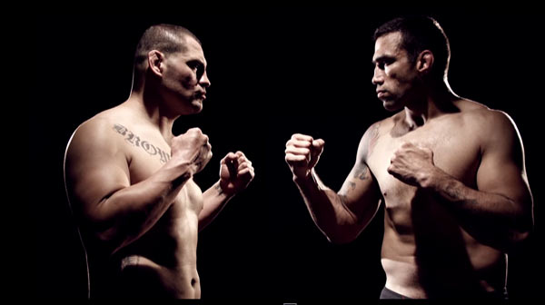 Cain Velasquez vs. Fabricio Werdum