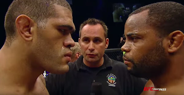 Daniel Cormier vs Bigfoot Silva