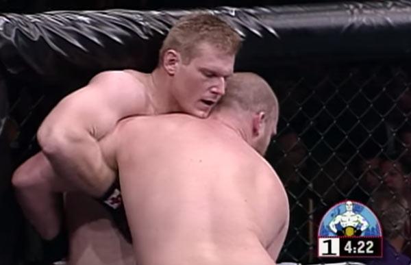 Josh Barnett vs Gan McGee