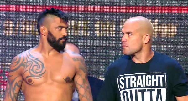 Tito Ortiz vs. Liam McGeary