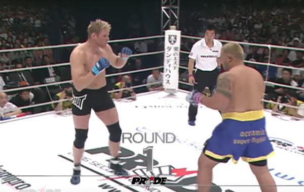 Josh Barnett vs Mark Hunt