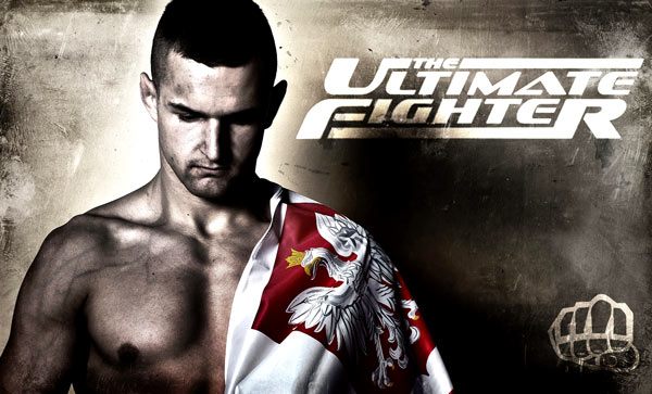 The Ultimate Fighter Marcin Wrzosek
