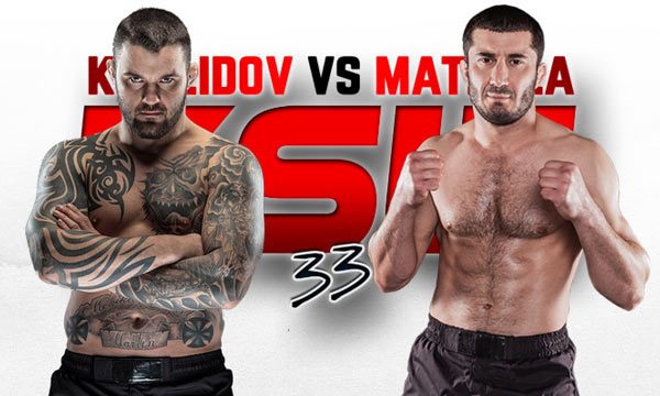 Michał Materla vs Mamed Khalidov