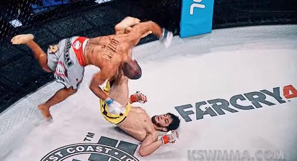 KSW 33: Azhiev vs Bakocevic