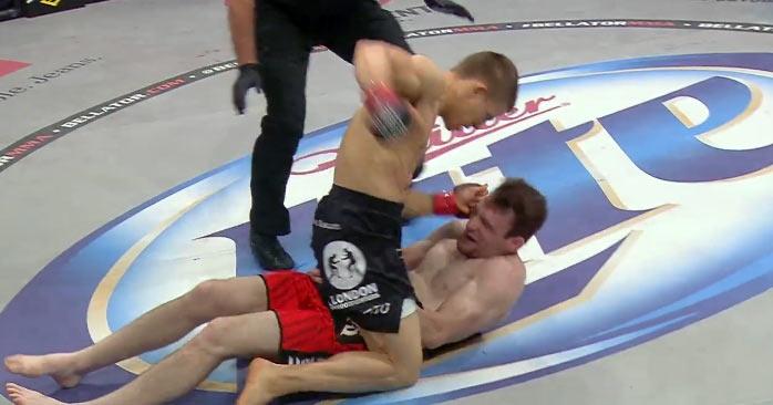 Marcin Held vs. Will Brooks