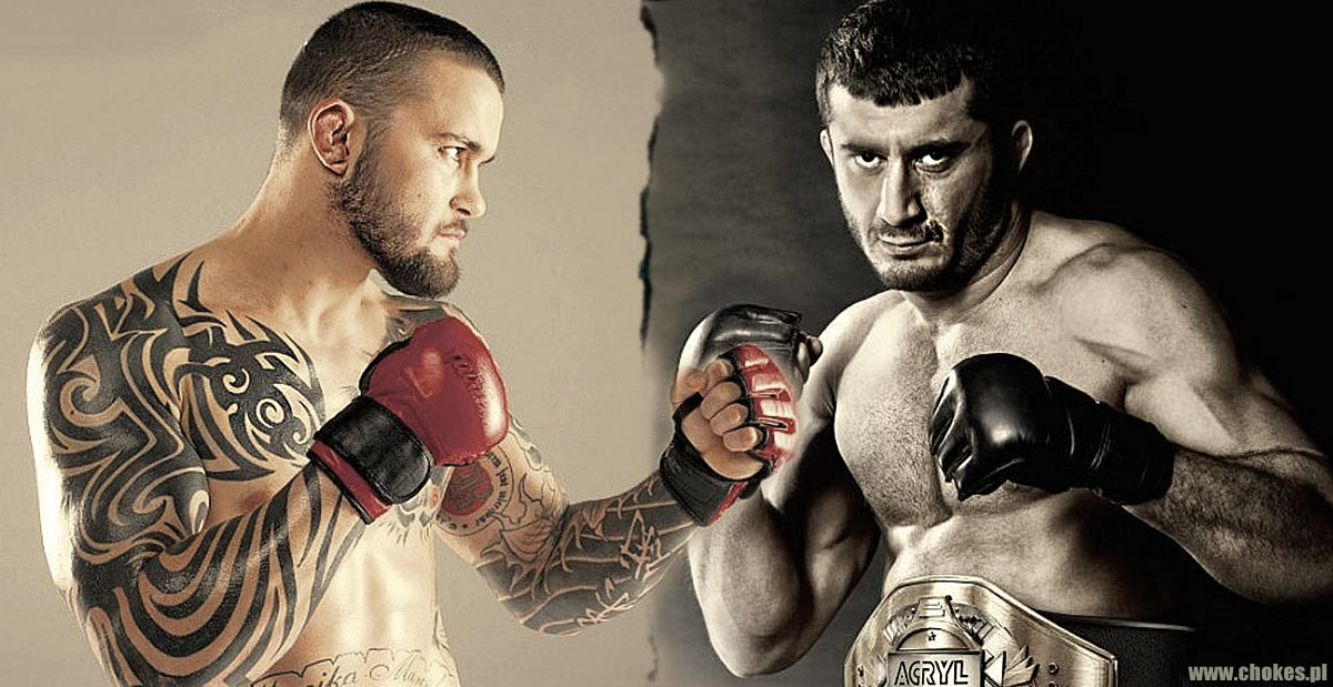 Michał Materla vs. Mamed khalidov