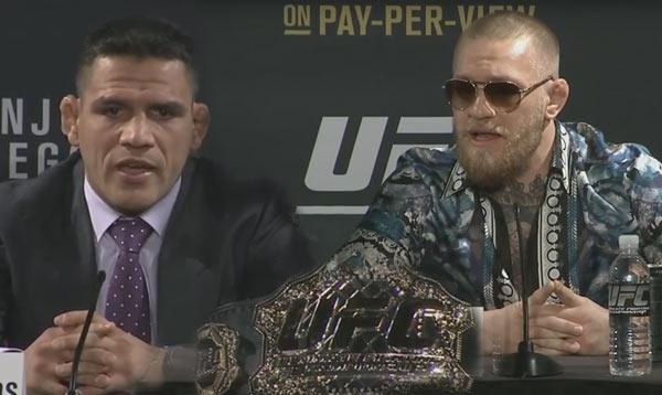 UFC 197 Konferencja prasowa