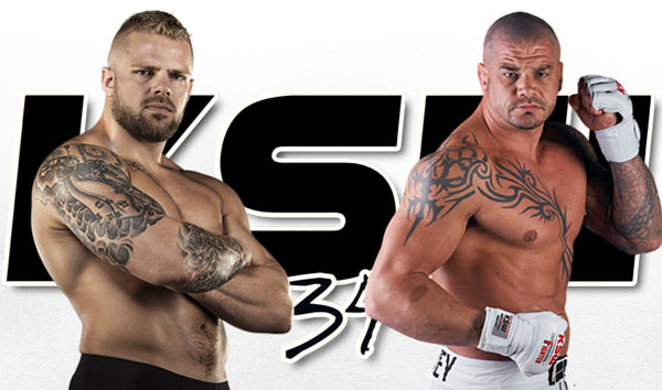 James McSweeney vs Karol Bedorf