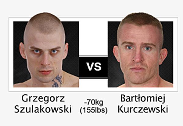 Szulakowski vs Kurczewski