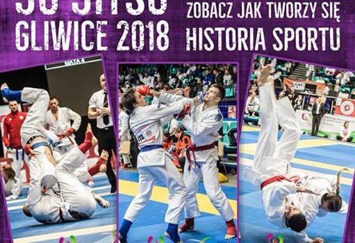 W dnia 1-3 czerwca w Gliwicach odbędą się Mistrzostwa Europy Ju Jitsu. Impreza odbędzie się w nowej hali Arena Gliwice.